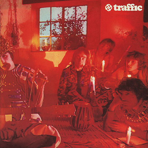 Mr. Fantasy by Traffic