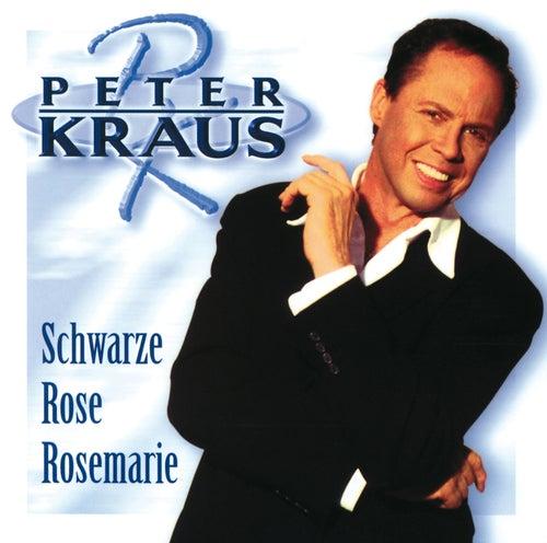 Schwarze Rose Rosemarie von Peter Kraus