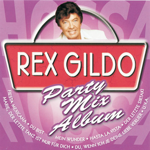 Party-Mix Album de Rex Gildo