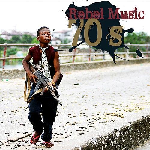 Rebel Music 70's Platinum Edition de Various Artists