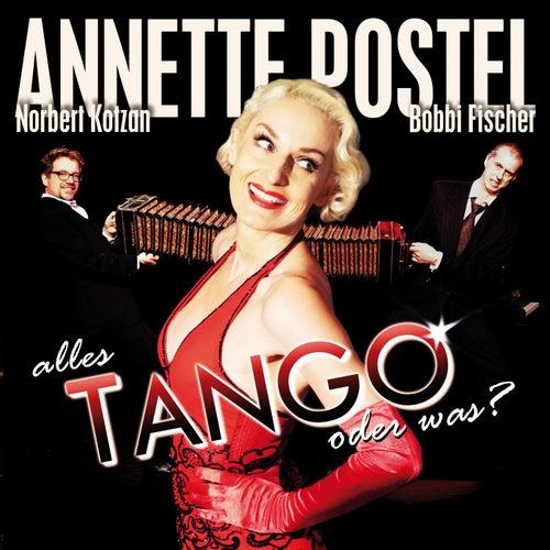 Alles Tango oder was? (Live) von Annette Postel