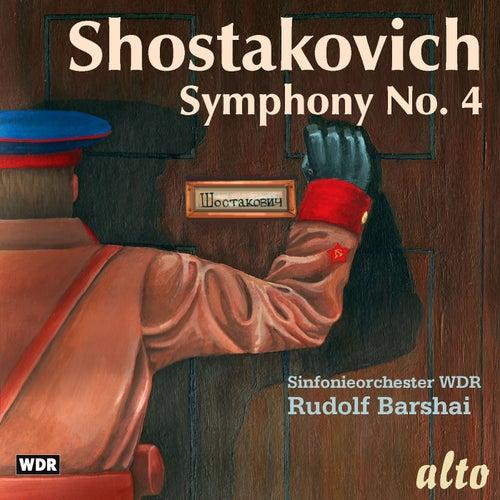 Shostakovich: Symphony No. 4 by Wdr Sinfonieorchester