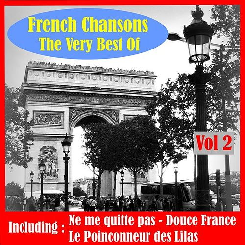 French Chansons the Very Best of, Volume 2 de Various Artists