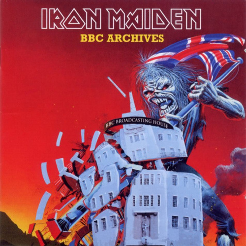 BBC Archives (Live) by Iron Maiden