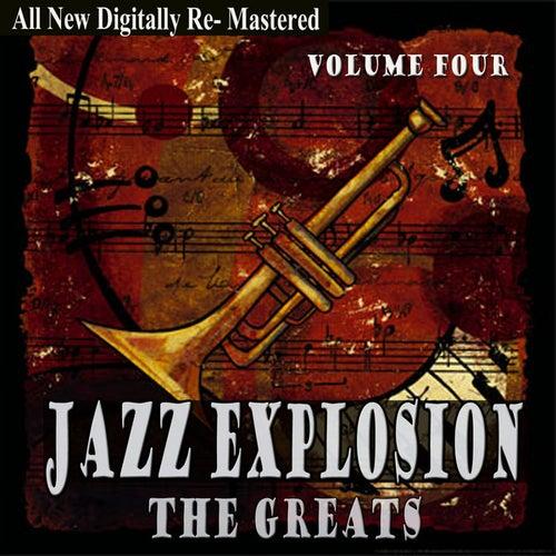 Jazz Explosion - The Greats Volume Four de Various Artists