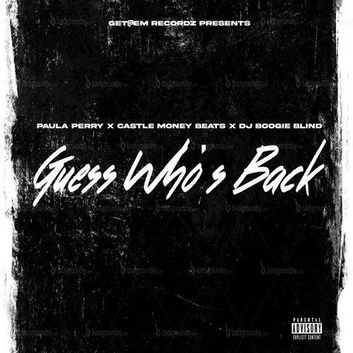 Guess Who's Back by Paula Perry