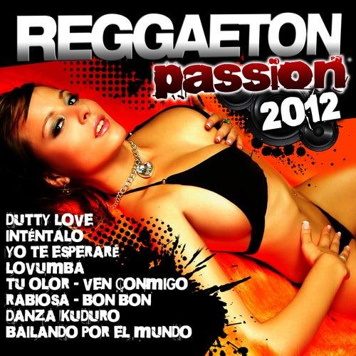 Reggaeton Passion 2012 de Reggaeton Man Flow