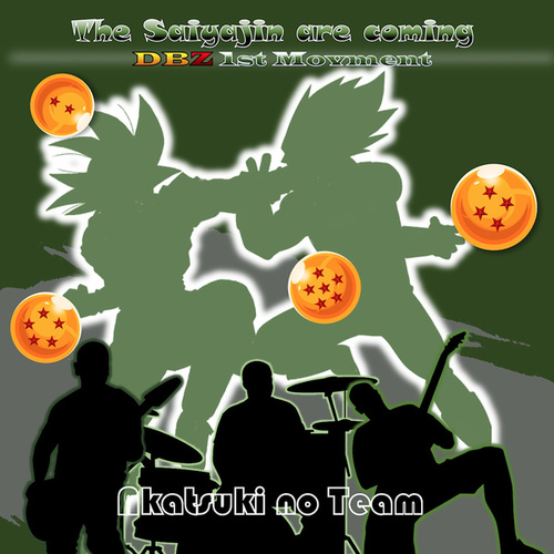 The Saiyajin Are Coming : Dbz 1st Movment fra Akatsuki no Team