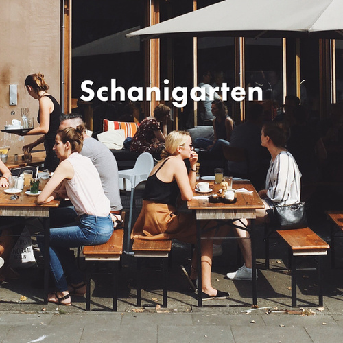 Schanigarten de Various Artists