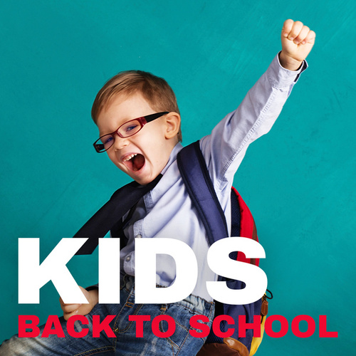 Kids Back to School by Various Artists
