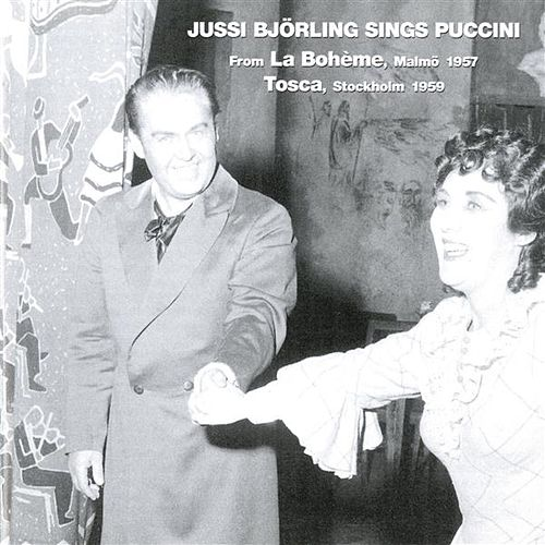 Jussi Bjorling Sings Puccini (1957-1959) by Jussi Bjorling