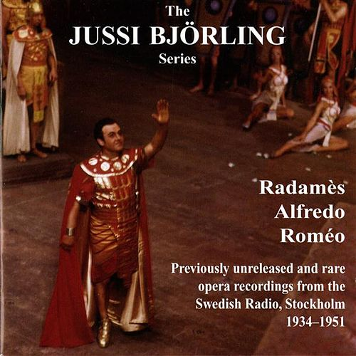 The Jussi Bjorling Series (1934-1951) von Various Artists