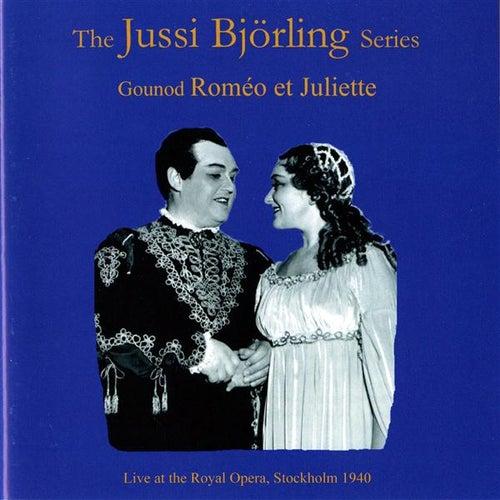 Gounod: Romeo et Juliette (1940) von Jussi Bjorling