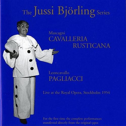 The Jussi Bjorling Series (1954) von Various Artists