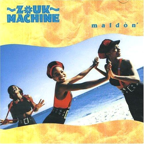 Maldon de Zouk Machine