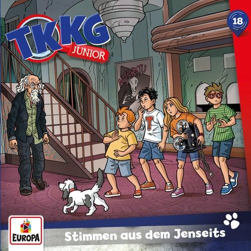 Folge 18: Stimmen aus dem Jenseits by TKKG Junior
