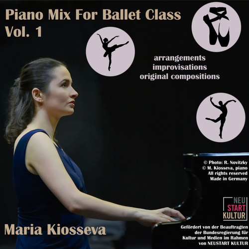 Piano Mix For Ballet Class Vol. 1 von Maria Kiosseva