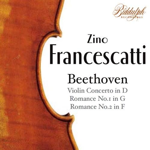 Beethoven: Orchestral Works de Zino Francescatti
