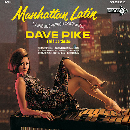 Manhattan Latin fra Dave Pike