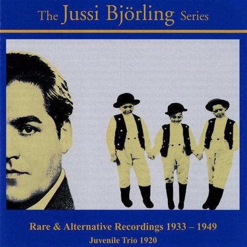 The Jussi Bjorling Series (1933-1949) von Various Artists
