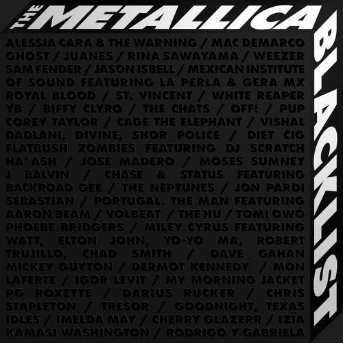 The Metallica Blacklist by Metallica