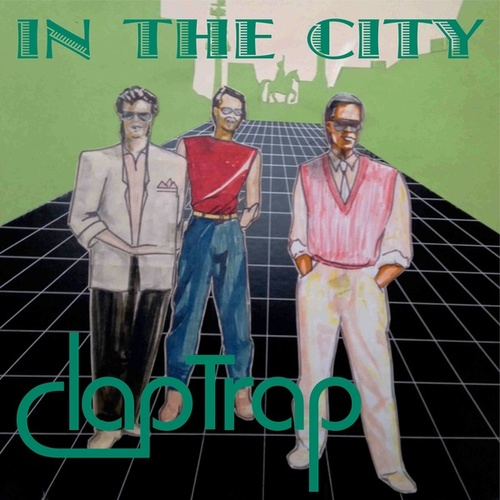In the City by Claptrap