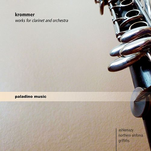 Krommer: Works for Clarinet & Orchestra de Dimitri Ashkenazy