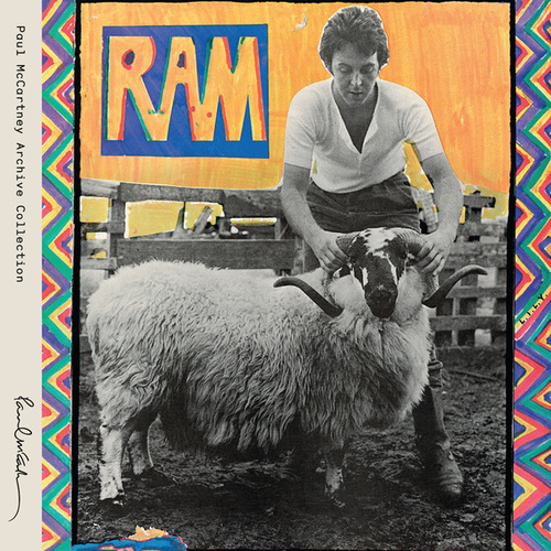 Ram by Paul McCartney