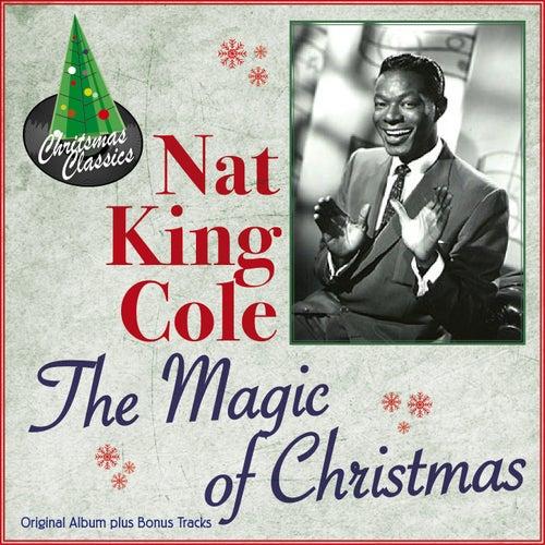 Nat King Cole Christmas Album.The Magic Of Christmas Original Album Plus Bonus By Nat