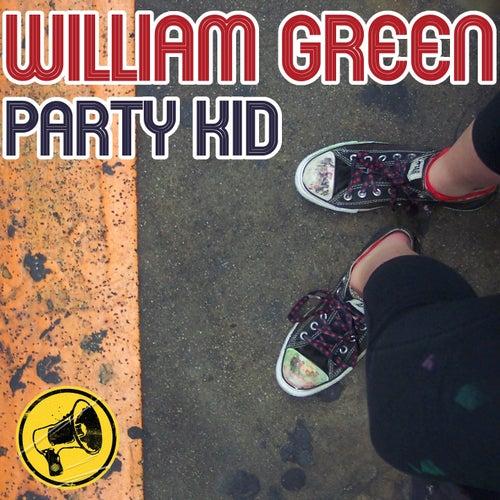 Party Kid von William Green