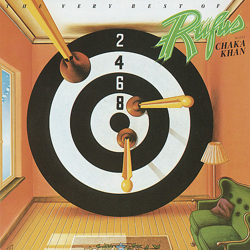 The Very Best Of by Rufus & Chaka Khan