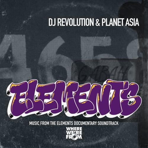 Elements by DJ Revolution