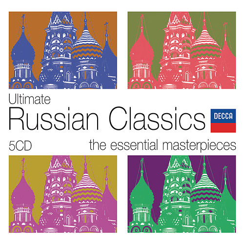 Ultimate Russian Classics von Various Artists