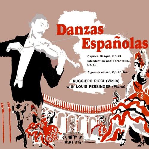 Danzas Espanolas de Ruggiero Ricci