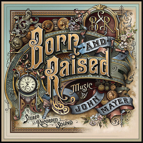 Born And Raised de John Mayer