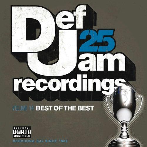 Def Jam 25, Vol. 14 - Best Of The Best de Various Artists