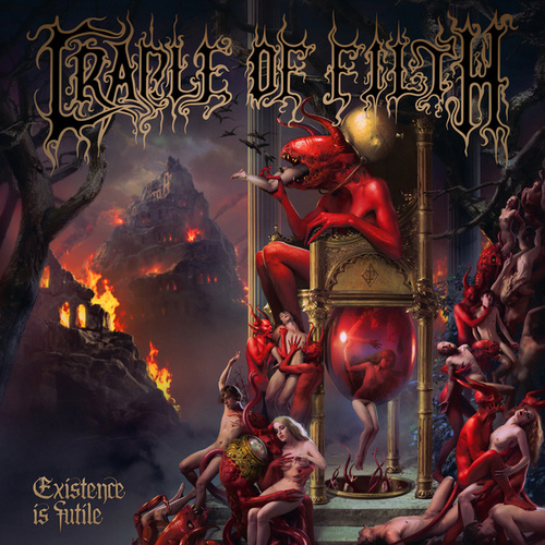 Necromantic Fantasies by Cradle of Filth
