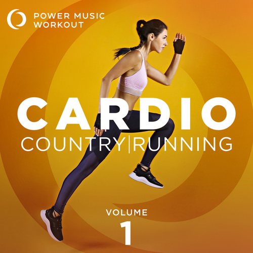 Cardio Country Running (Nonstop Running Mix 130-145 BPM) by Power Music Workout