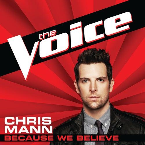 Because We Believe de Chris Mann