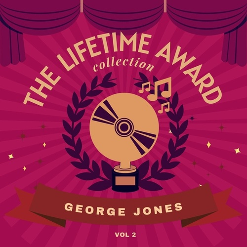The Lifetime Award Collection, Vol. 2 by George Jones
