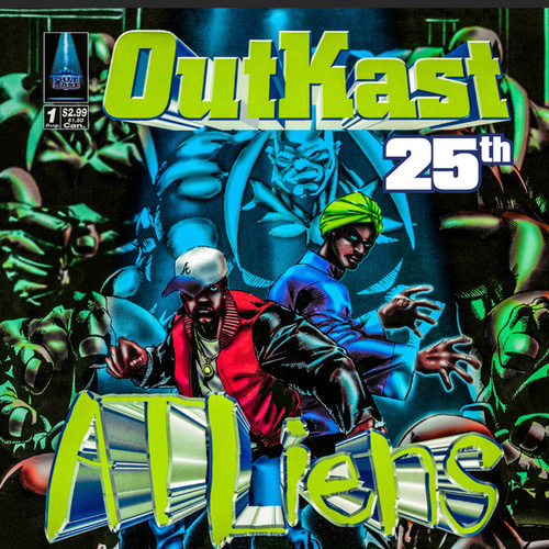 ATLiens (25th Anniversary Deluxe Edition) by Outkast