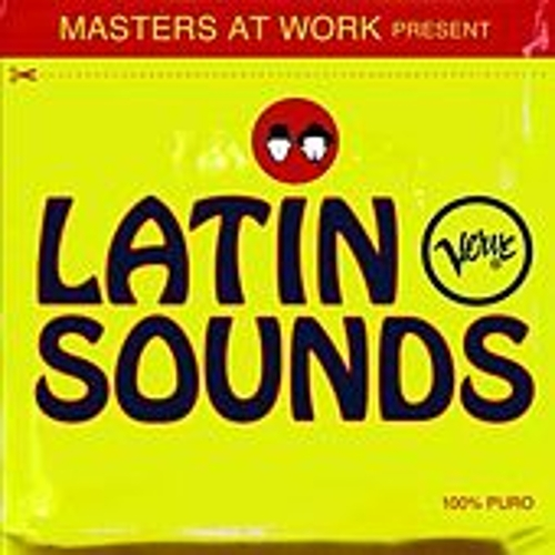 Masters At Work Present Latin Verve Sounds de Masters at Work
