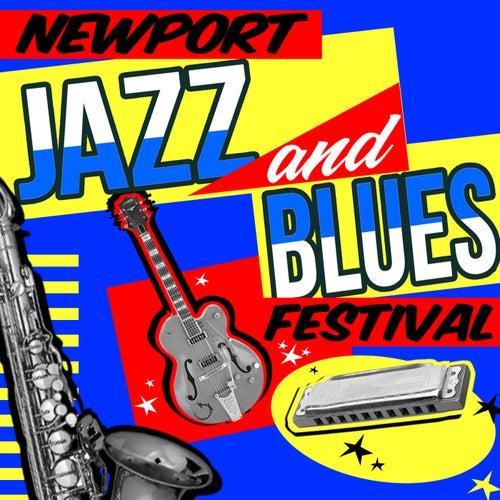 Newport Jazz and Blues Festival de Various Artists