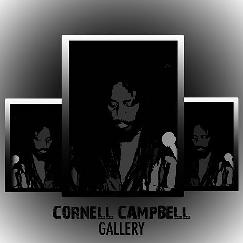 The Reggae Artists Gallery Platinum Edition de Cornell Campbell