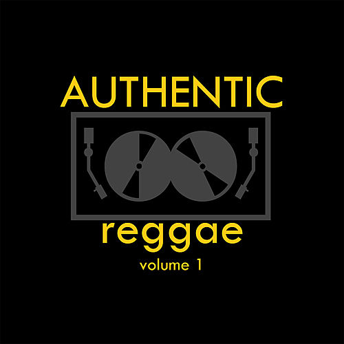 Authentic Reggae Vol 1 Platinum Edition by Various Artists