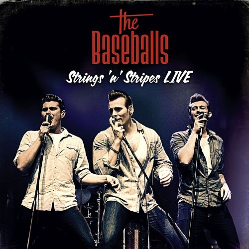 Strings 'n' Stripes Live de The Baseballs