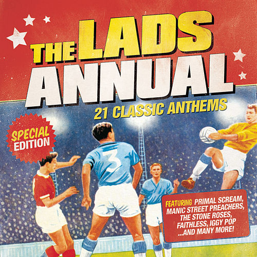 The Lads Annual de Various Artists