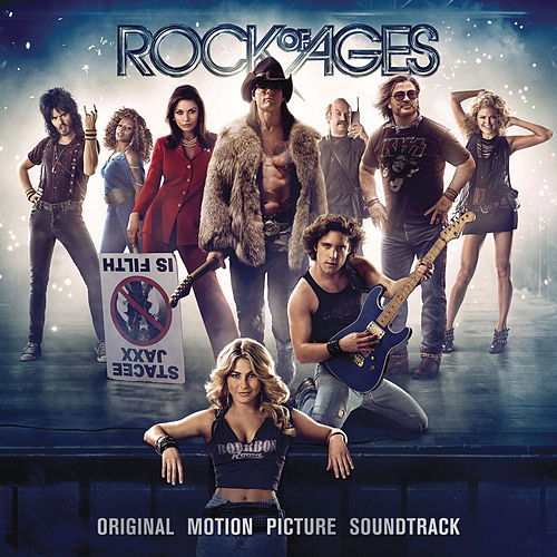 Rock of Ages de Tom Cruise (1)