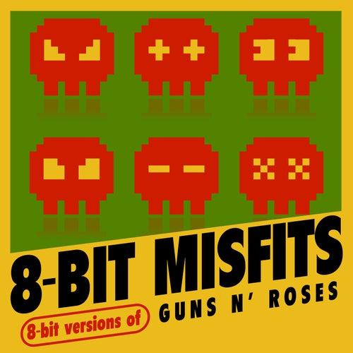 8-Bit Versions of Guns N' Roses de 8-Bit Misfits