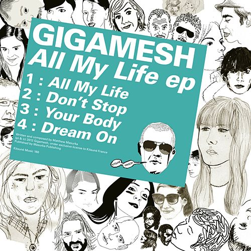 All My Life EP by Gigamesh